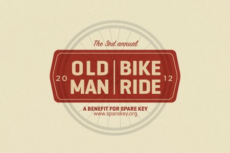Old man bike ride 2012