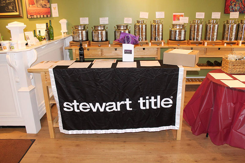 Stewart Title Benefit for Spare Key