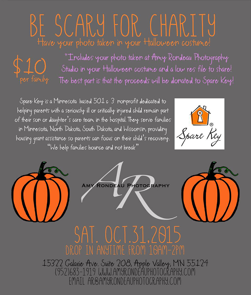 Be Scary for Charity