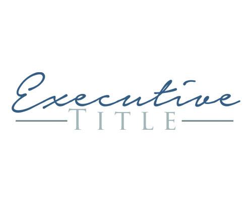 Executive Title